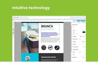 Here Is A Great Tool to Create Educational Newsletters and Flyers on Chromebooks ~ Educational Technology and Mobile Learning | TEFL & Ed Tech | Scoop.it