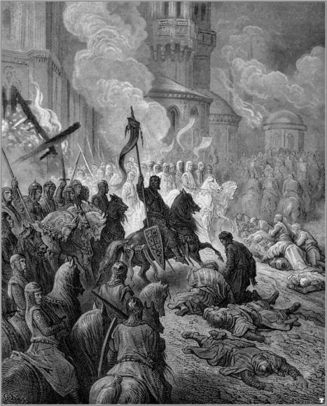 Las Cruzadas -Antecedentes | Las Guerras Santas | Scoop.it