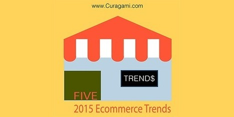 Holiday E-commerce Trends Infographic Includes Free Shipping, Mobile & More | Marketing Revolution | Scoop.it