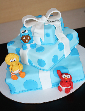 Sesame Street Cakes | Cake And More Cake | Scoop.it