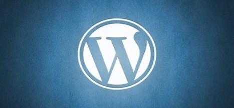 WordPress 3.9 fait son arrivée en version finale - KultureGeek | webdesign web dev | Scoop.it