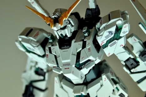 GUNPLA: annunciato l'HGUC Full Armor Unicorn Gundam | ring of legends | Scoop.it