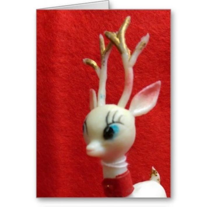 Dear Retro Deer... | Kitsch | Scoop.it