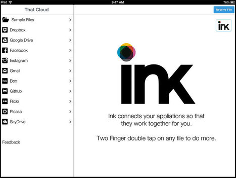 ThatCloud for iOS - Cocoa Controls   iOS Components   Scoop.it