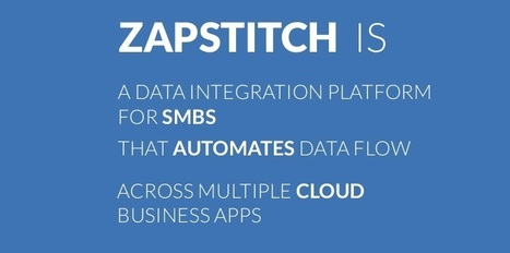 ZapStitch receives $2M funding | Business | Scoop.it