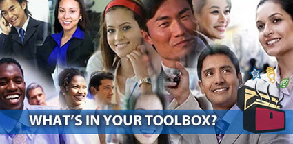 WHAT'S IN YOUR TOOLBOX? | Culturational Chemistry™ | Scoop.it