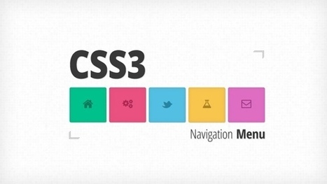 Latest CSS and CSS3 Tutorials for Developers | Web Design and Graphics | Scoop.it