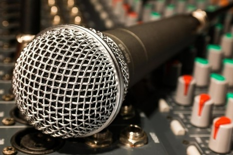 Graphene microphone outperforms traditional nickel and offers ultrasonic reach   Science   Scoop.it