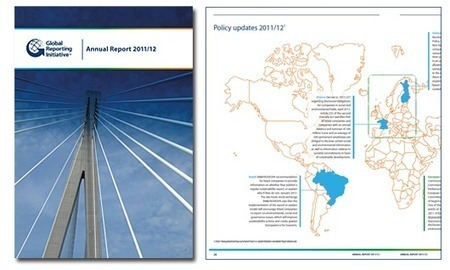 GRI's Annual Report 2011/2012 is out! | Focus on Green Meetings & Digital Innovation | Scoop.it