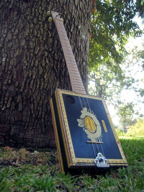 6 Crazy DIY String Instruments | Bazaar | Scoop.it
