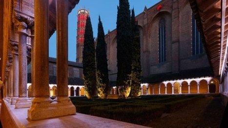 Après 4 ans de travaux, le couvent des Jacobins de Toulouse entre dans le XXIème siècle | Toulouse La Ville Rose | Scoop.it