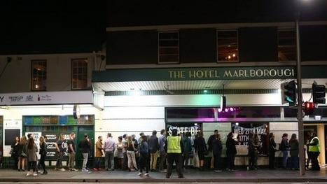 Newtown bars to trial 3am lockout and shots ban (NSW) | Alcohol & other drug issues in the media | Scoop.it