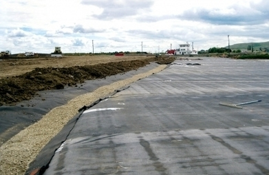 Bituminous geomembrane in a final cover exposed to tidal action ... | Agricultural & Horticultural Industry News | Scoop.it