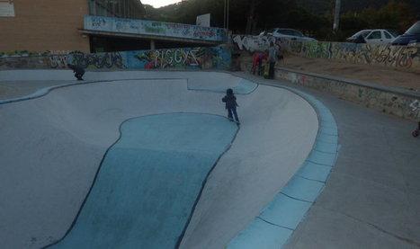 Premià de Dalt projecta una pista esportiva al lloc de l'antic parc de patinatge | #territori | Scoop.it