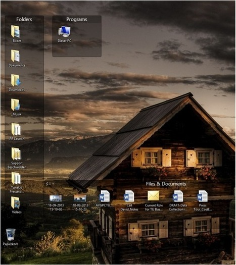 6 Cool Live Desktops for the Self-Respecting Windows Geek | software dev | Scoop.it