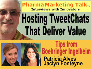 How to Host TweetChats That Deliver Value to Pharma and Its Stakeholders: Tips from Boehringer Ingelheim | Pharma Marketing News, Blog Posts, Events, Podcasts | Scoop.it