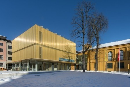 [Munich, Germany] Lenbachhaus Museum / Foster + Partners | The Architecture of the City | Scoop.it