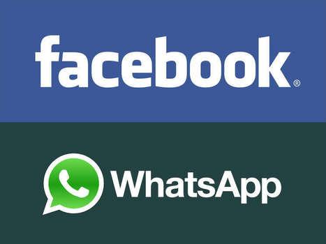 Facebook pays billions for WhatsApp Messenger smartphone service | News | DW.DE | 19.02.2014 | Subscription Services | Scoop.it