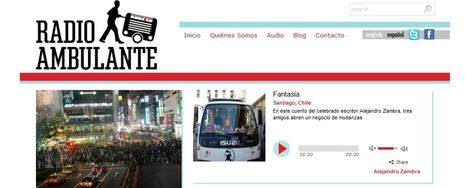 Radio Ambulante, un periodismo narrativo en audio | Clases de ... | Los cronistas | Scoop.it
