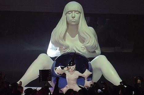 Gaga Stigmata | Music, Theatre, and Dance | Scoop.it