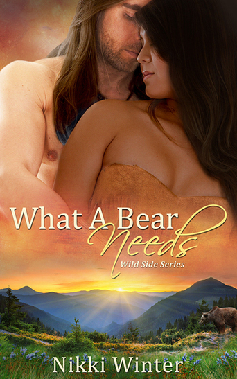 """What a bear wants, what a bear needs, whatever makes him happy ... 
