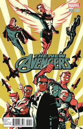 COMICS: First look at Marvel's New Avengers #1 | Books Related | Scoop.it