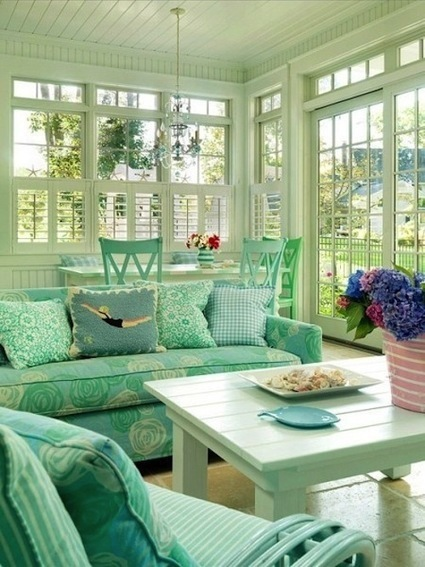 What is your sun room style? | Architecture | Scoop.it