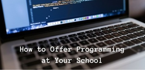 24 Websites to Offer Coding at School | Edtech PK-12 | Scoop.it