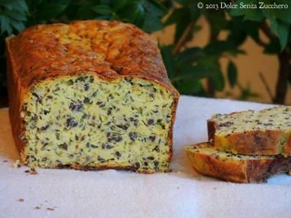 Pane alle zucchine senza farina di frumento (con ig basso e senza glutine) | Alimentazione Naturale Vegetariana | Scoop.it