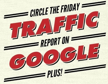 Friday Traffic Report Hangout: Social Marketing, Blogging, and Buzz Tips! | Content Marketing News | Scoop.it