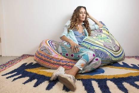 Mara Hoffman brings her summertime-feel fashion brand to sunny SoCal - Los Angeles Times | Photography | Scoop.it