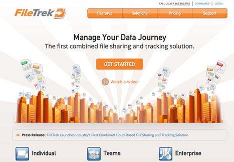 @FileTrek - Online Collaboration, File Tracking, Online Storage | Emerging Digital Workflows [ @zbutcher ] | Scoop.it