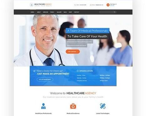I migliori temi Wordpress per creare siti web per dentisti | wordpressmania | Scoop.it