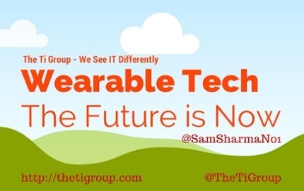 Early adopters of #Wearable tech are leading the charge. Wearables will be a… | Wearables News | Scoop.it