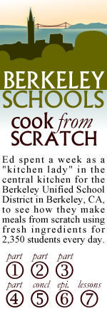 And Now for Some Good News About School Food: Breakfast in the Classroom | The Slow Cook | School Kitchen Gardens | Scoop.it