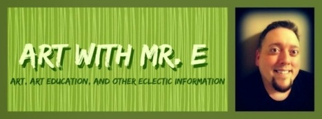 Art With Mr. E: Line Design Explained : Deluxe Edition | School Libraries | Scoop.it