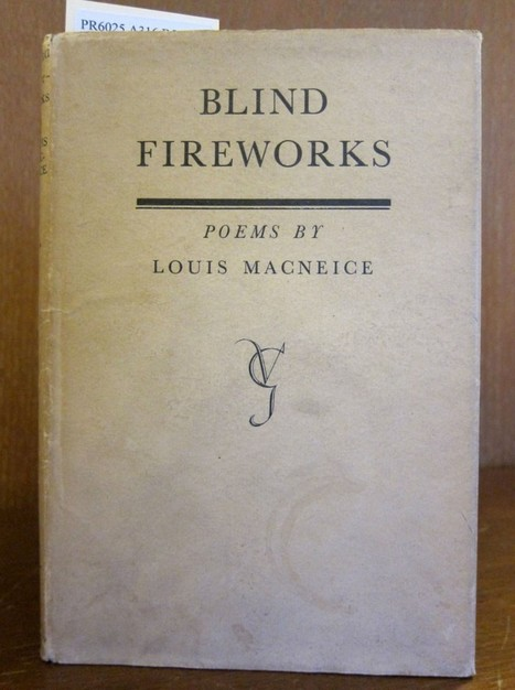 ZSR | Special Collections & Archives Blog – Louis MacNeice in Special Collections | The Irish Literary Times | Scoop.it