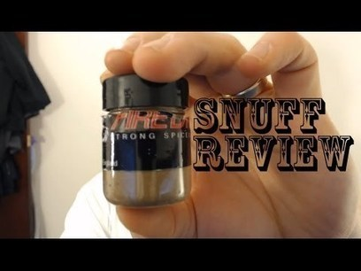 Abraxas Firedrac: Nasal Snuff Review - YouTube | Nasal Snuff | Scoop.it