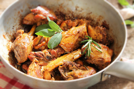 Pollo alla Cacciatora | Le Marche and Food | Scoop.it