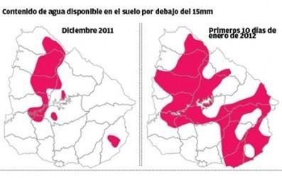Se acaba el agua en el suelo uruguayo | MOVUS | Scoop.it