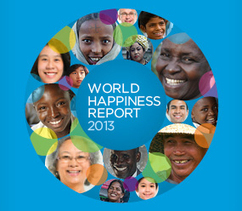 World Happiness Report 2013 | Crowds Help | Scoop.it