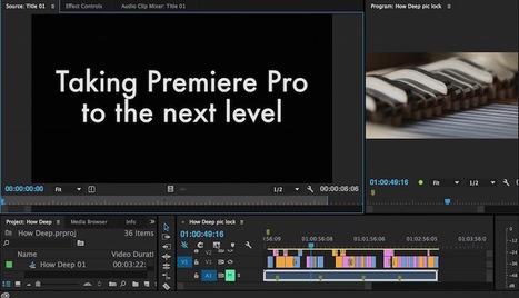 Pro Video Coalition - 4 things that will take Adobe Premiere Pro to the next level   Producción de Medios de Comunicación   Scoop.it