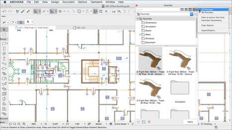 ArchiCAD 20: AECbytes Review | BIM WORLD | Scoop.it
