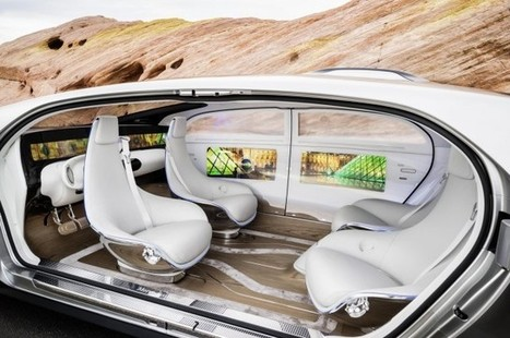 Should Elderly Drivers Be The Autonomous Car Early Adopters? | Singularity & Psychology of AI | Scoop.it
