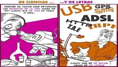 La gran división: de ciencias o de letras | APRENDIZAJE | Scoop.it