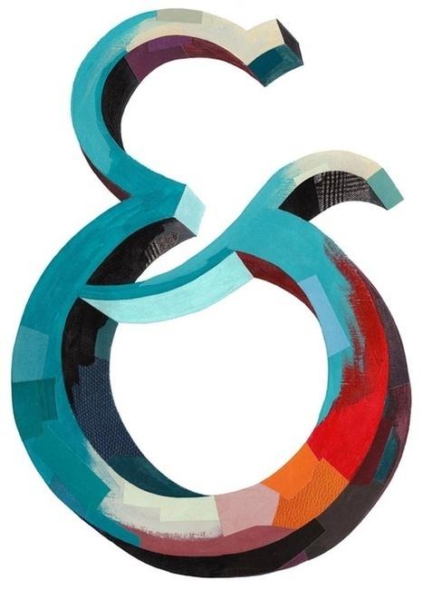 & Beautiful Ampersands & | Web Design Ideas | Scoop.it