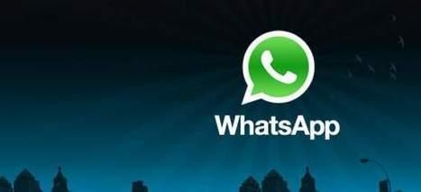 Los peligros de volverse adicto al WhatsApp y cómo ponerle freno. | E-Learning, Formación, Aprendizaje y Gestión del Conocimiento con TIC en pequeñas dosis. | Scoop.it