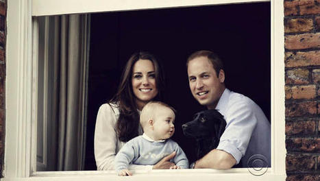 Baby's first tour: Prince George travels Down Under for Royal PR | Where ever you go, go with all your heart | Scoop.it