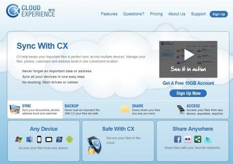 Cx.com – 10 Gigas gratis para esta gran alternativa de Dropbox | Cursos, Recursos  i Ciència | Scoop.it