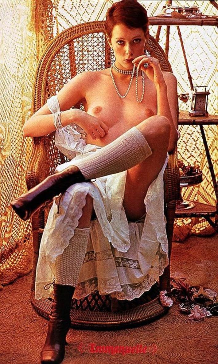 Emmanuelle star dies at 60 | Sex History | Scoop.it